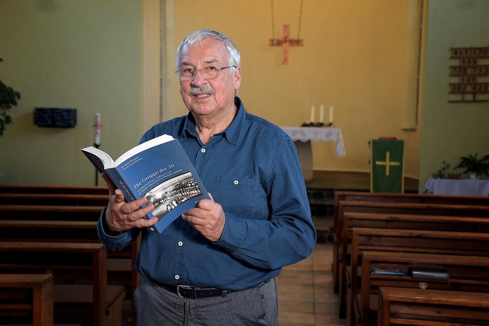 Seit beinahe 30 Jahren ist Andreas Leuschner Ansprechpartner für katholische und evangelische Christen gleichermaßen. Auch mit 70 denke er noch nicht daran, sich in den Ruhestand zu verabschieden.