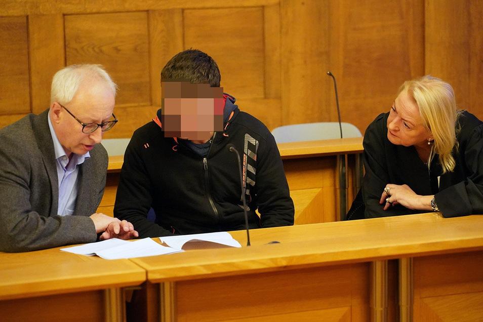 Vor dem Landgericht in Bautzen musste sich am Montag ein Tscheche verantworten. Er soll mit seiner Bande mindestens vier Diebstähle begangen haben.