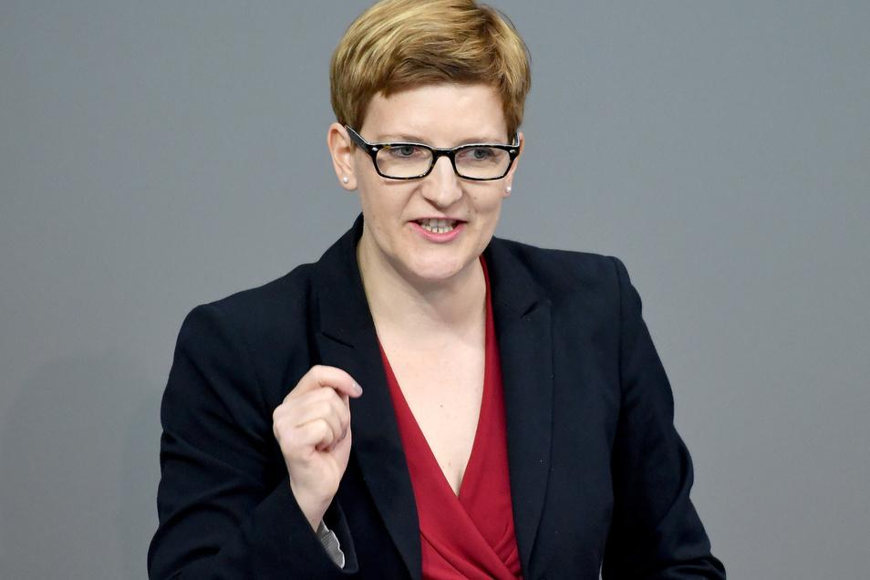 Susann Rüthrich (SPD), Vorsitzende der Kinderkommission des Bundestags