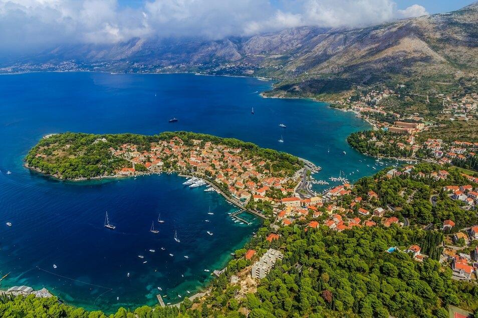 Kroatien ist nur eines der vielen Ziele aus dem neuen Jubiläumskatalog von sz-Reisen.