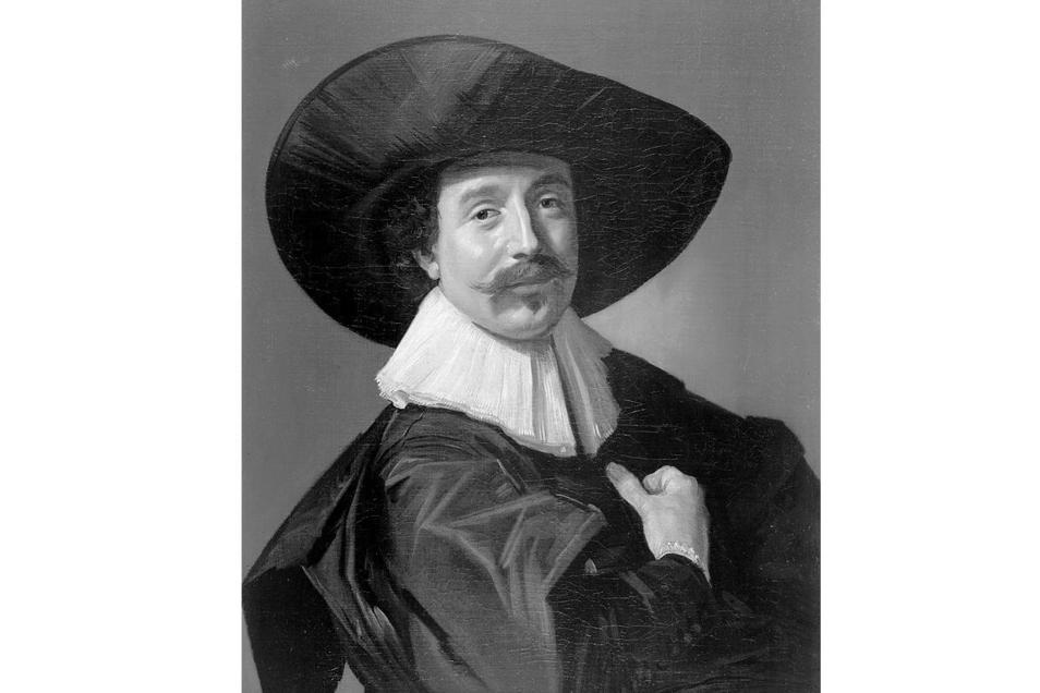 Das Gemälde «Brustbild eines unbekannten Herrn mit Hut und Handschuhen» von Frans Hals war ebenfalls verschwunden.