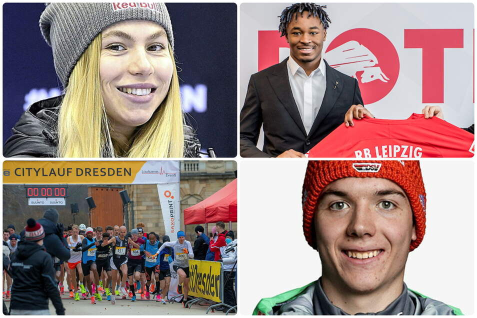 Der Sportmontag aus sächsischer Sicht: Anna Seidel will Medaille in Peking, Mohamed Simakan kommt nach Leipzig, Dresdner Citylauf begeistert und Justus Strelow hat große Pläne.