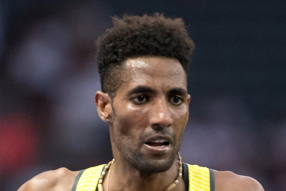 Amanal Petros hält jetzt den deutschen Marathon-Rekord.