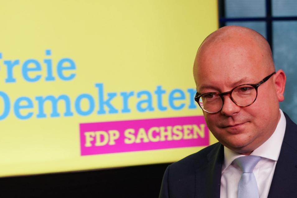Der neue Landeschef: Frank Müller-Rosentritt.