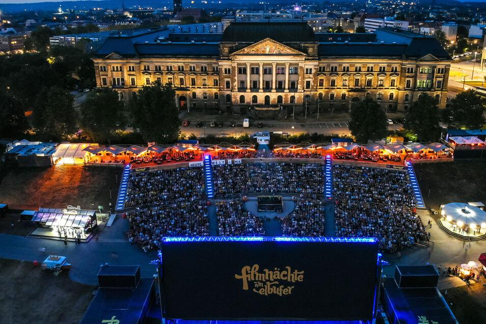 Neben zahlreichen Filmen werden auch wieder viele Konzerte die Fans begeistern.