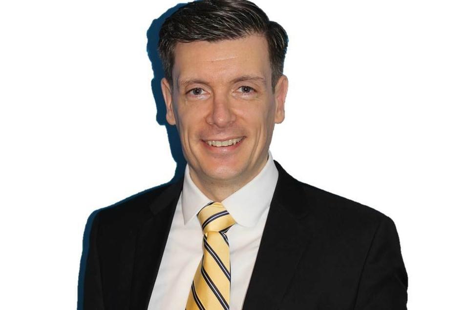 Axel Cunow soll ab kommenden Jahr die fusionierte SachsenEnergie AG mit leiten.