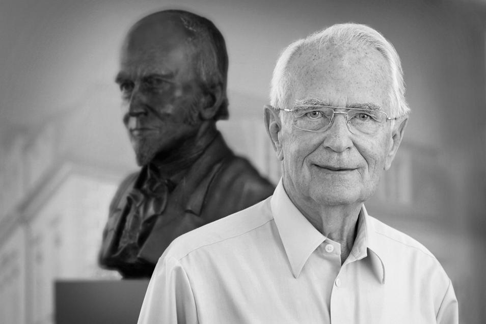 Der Uhrmacher Walter Lange (1924-2017) engagierte sich nach dem Mauerfall für den Wiederaufstieg der Uhrenindustrie und seine Heimatstadt Glashütte.