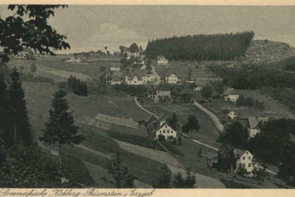 1924 wurde Rudolf Pleil in Kühberg nahe Bärenstein geboren. Er wuchs in problematischen Verhältnissen auf, entwickelte keine festen Bindungen, wurde früh Alkoholiker und früh kriminell.