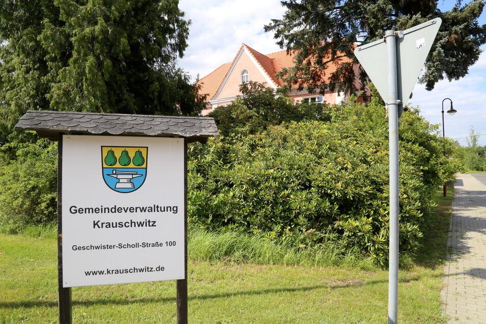 Die Krauschwitzer Gemeindeverwaltung soll in die Ortsmitte umziehen.
