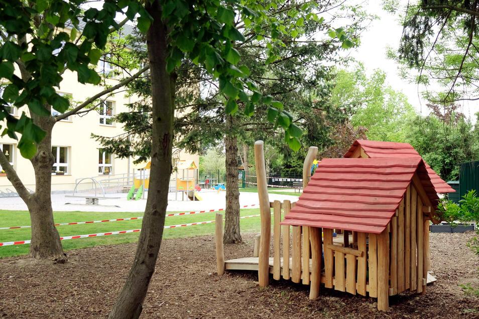 """In der Kindertagesstätte """"Wiesenfreunde"""" in Niederau gibt es seit der Wiedereröffnung Ärger."""