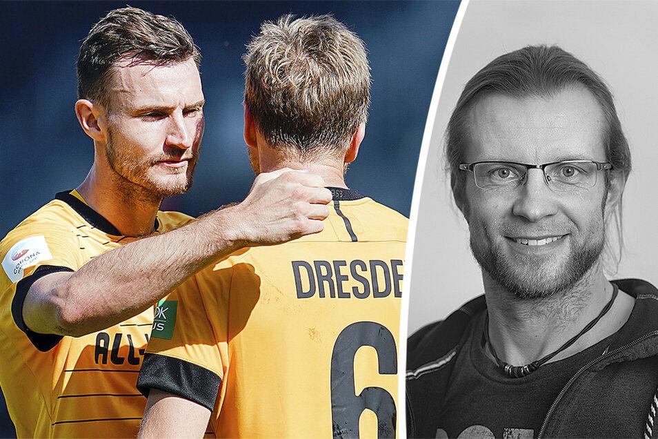 Sächsische.de-Sportchef Tino Meyer kommentiert die Lage bei Dynamo und sagt, dass es vor allem sportliche Gründe für den Abstieg gibt.