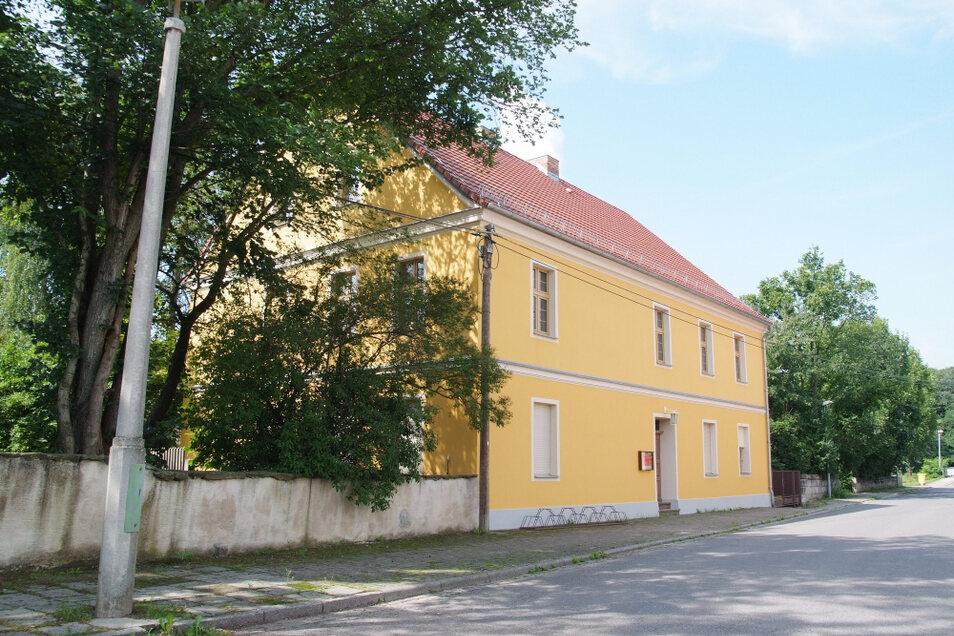 Das Pfarrhaus in Lohsa bekommt im Herbst neue Bewohner.