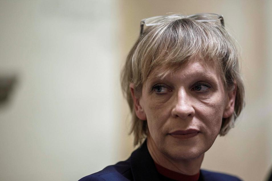 Christina Haak, Vizepräsidentin des Deutschen Museumsbundes, hofft, dass Finanzierung der Museen bei der Rettung der Wirtschaft nicht auf der Strecke bleibt.
