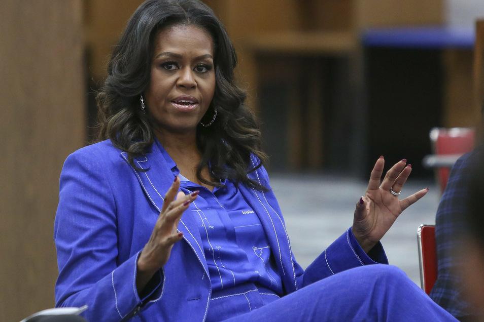 Michelle Obama, ehemalige First Lady der USA.