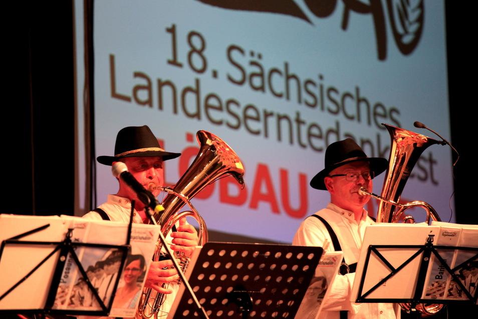 2015 fand das Landeserntedankfest in Löbau statt.