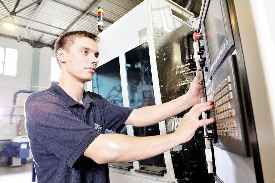 Die SUSA S. Sauer GmbH & Co. KG produziert Präzisionsdrehteile für ganz verschiedene Industrien.