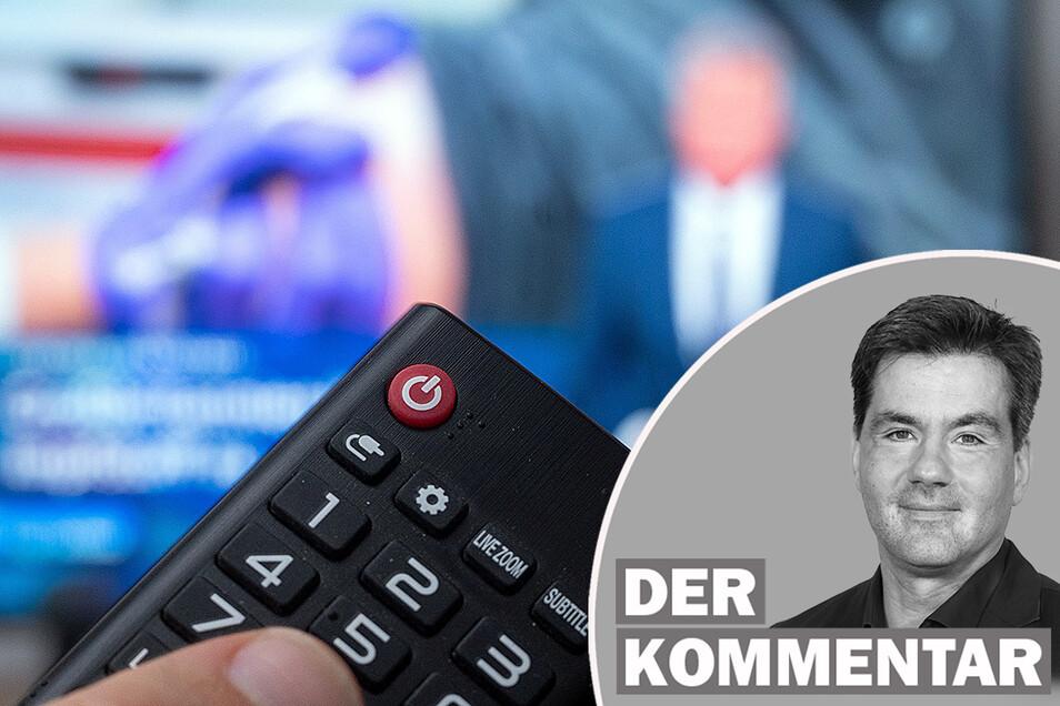 SZ-Redakteur Thilo Alexe kommentiert den Streit um die Erhöhung des Rundfunkbeitrags.