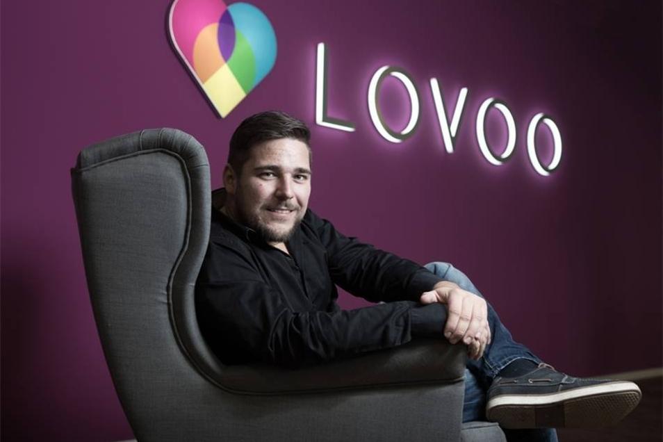 Benjamin Bak führt mit seinem Bruder Björn und Alexander Friede die Geschäfte beim Dating-App-Anbieter Lovoo.