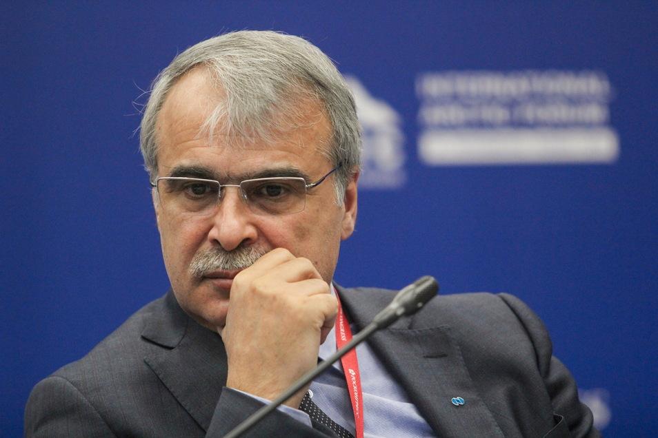 Der Ingenieur Ali Kerimow, Experte für Permafrostböden