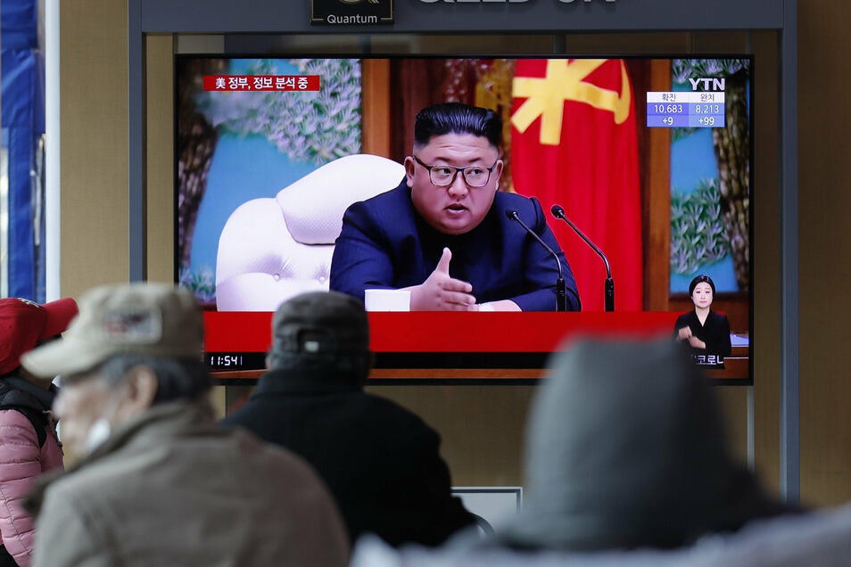 Nordkoreas Machthaber Kim Jong Un ist seit Tagen nicht mehr öffentlich in Erscheinung getreten. Über die Gründe dafür wird vor allem in den USA spekuliert.