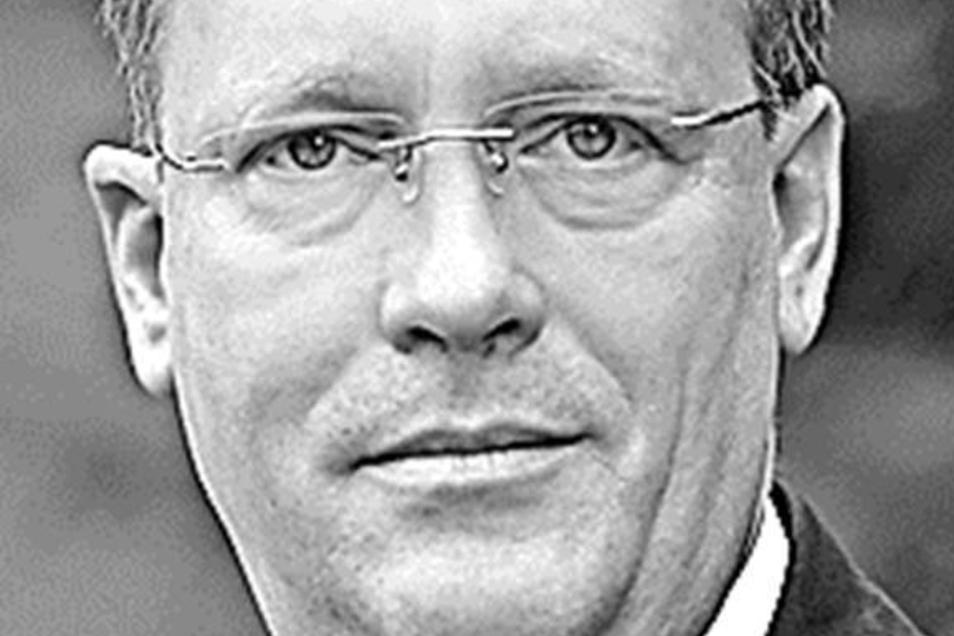 Arno Glauch (50, Spitzenkandidat Pegasus