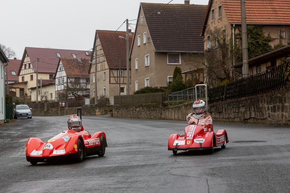 Somsdorf ist vom 23. bis 25. Juli Gastgeber der 39. Europameisterschaft im Speed Down.