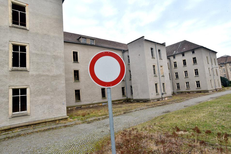 Der Villingenring 2 in Zittau.