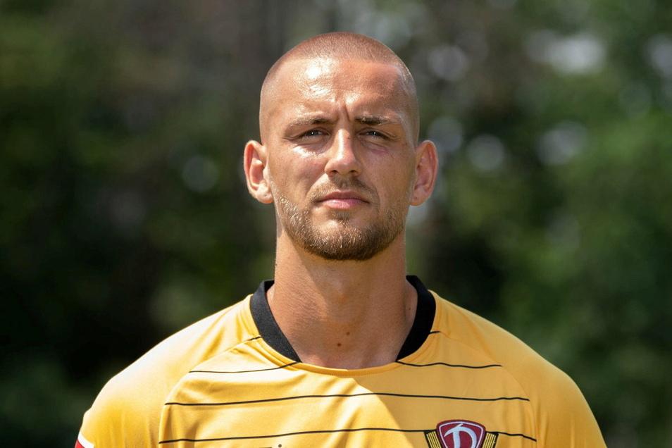 René Klingenburg spielt jetzt wieder bei seinem alten Verein, Dynamos Drittligakonkurrenten Viktoria Köln.