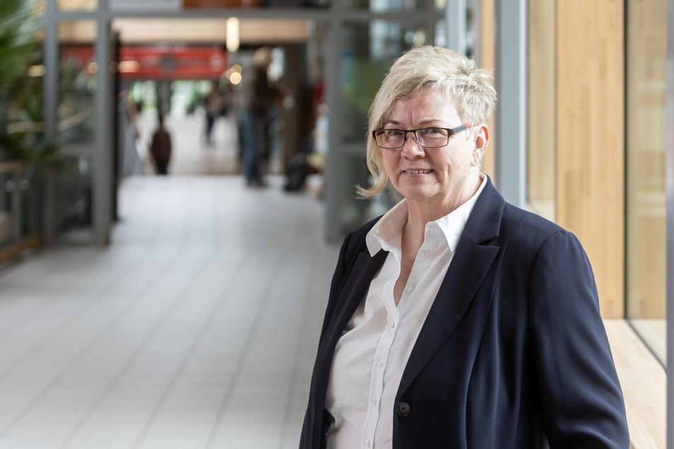 Gerlinde Hildebrand von der Agentur für Arbeit beobachtet seit Jahren dieselben Vorlieben bei der Berufswahl.