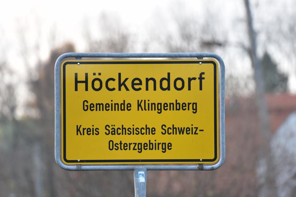 Die Staatsstraße durch Höckendorf ist ab Montag dicht.