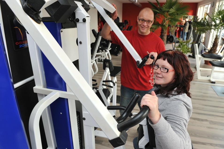In den ehemaligen Räumen des Fitnessstudios im Schützenhaus könnte ein Jugendtreff eingerichtet werden.