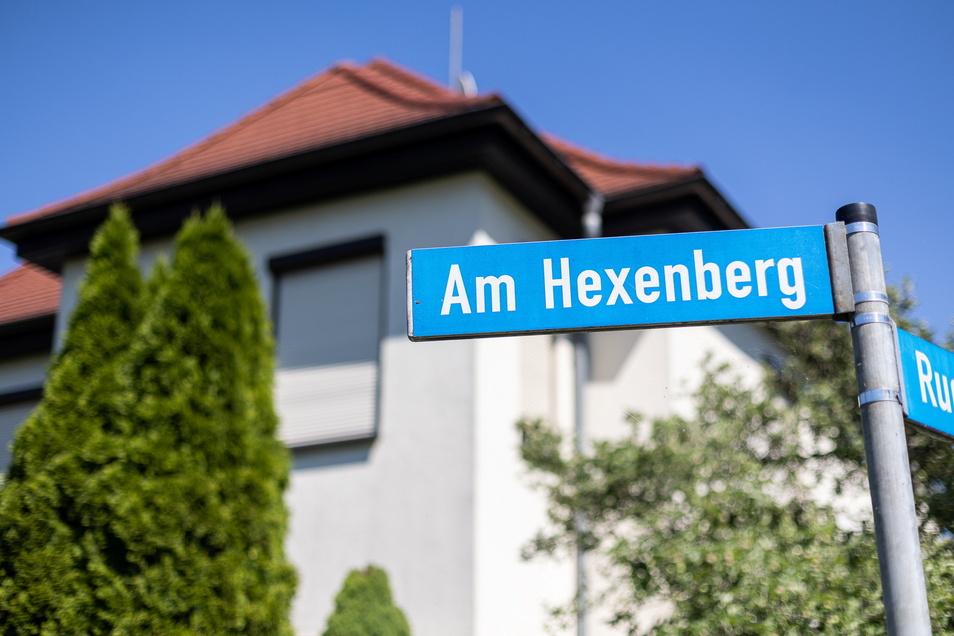 Wie kam diese Straße wohl zu ihrem Namen? Heimatforscher sind dieser Frage nachgegangen.