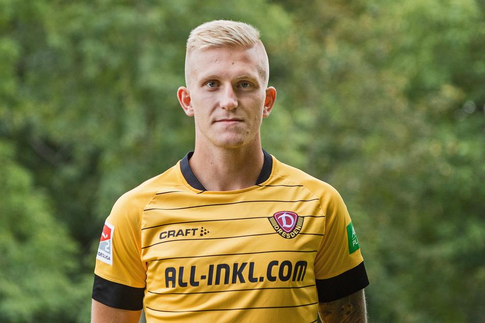 Luka Stor war erst im Sommer zu Dynamo gewechselt. Nun verlässt er den Verein schon wieder und wechselt auf Leihbasis zum slowenischen Erstligisten NK Aluminij Kidricevo.