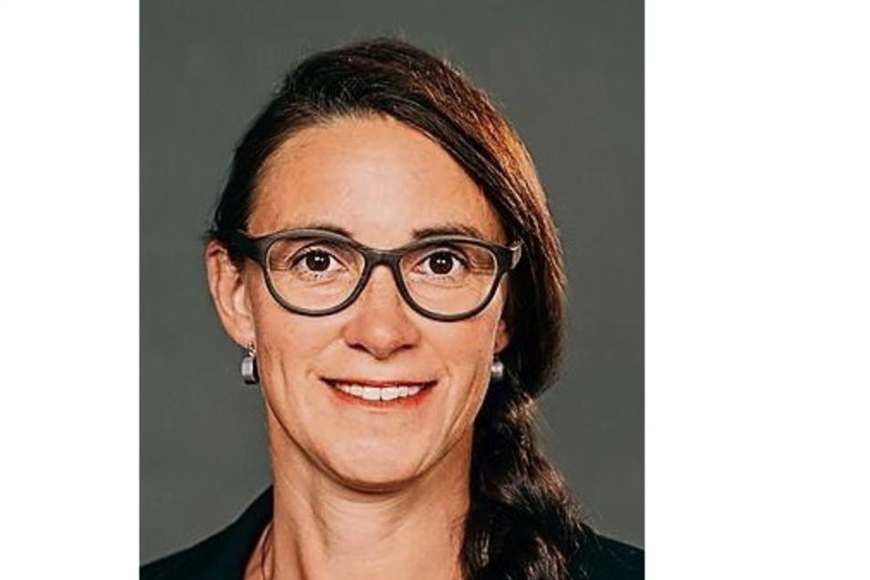 Ines Hofmann leitet seit dem März das Stadtische Klinikum Görlitz als Geschäftsführerin.