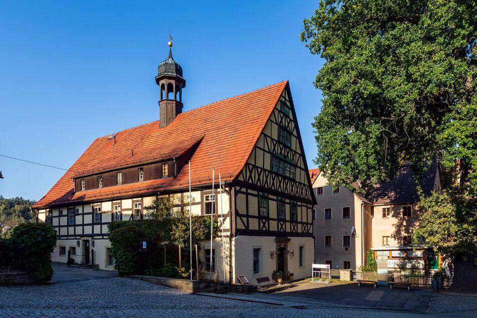Hohnstein hat als erste Stadt im Landkreis nun den Weihnachtsmarkt definitiv abgesagt.