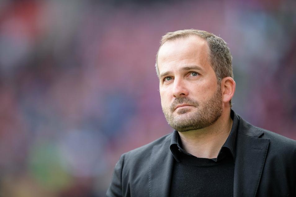 Manuel Baum wird neuer Schalke-Trainer.