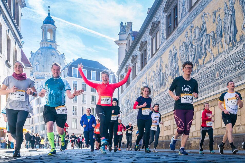 2020 kann der Citylauf nur individuell ausgetragen werden.