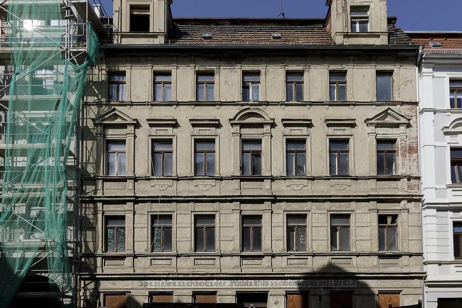 Notgesichert: Jauernicker Straße 39