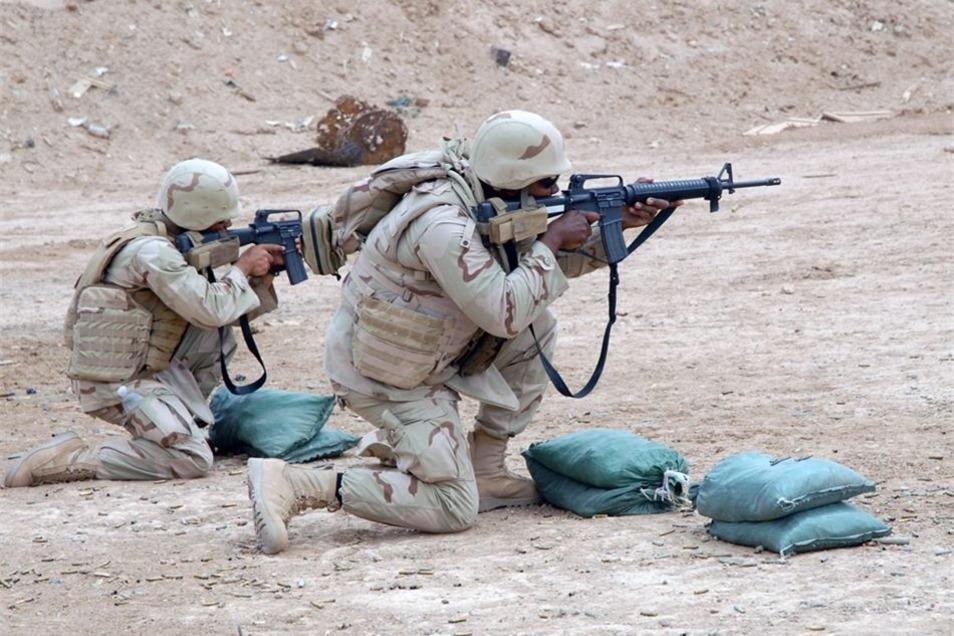 Syrien Konflikt Usa