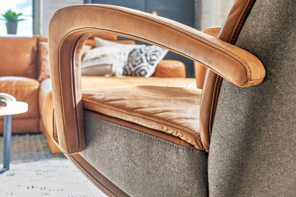 Die Styles United Kollektion ist eine Zusammenspiel aus den verschiedensten Materialien.