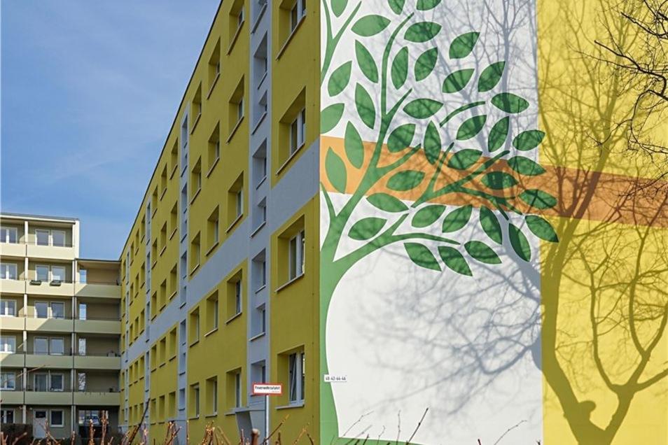 Ab 5,20 Euro pro Quadratmeter: Eine Schule ist in der Nähe, ein Supermarkt auch – an der Friederich-Wolf-Straße in Bautzen ist eine Wohnung frei.