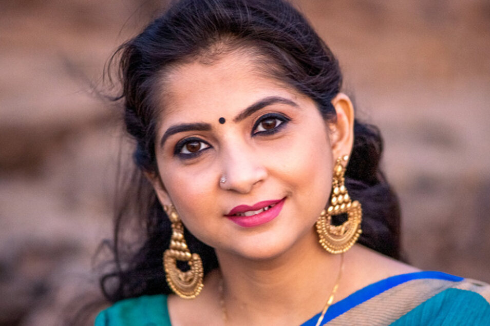 Kaushiki Chakraborty trat schon der Carnegie Hall in New York auf.