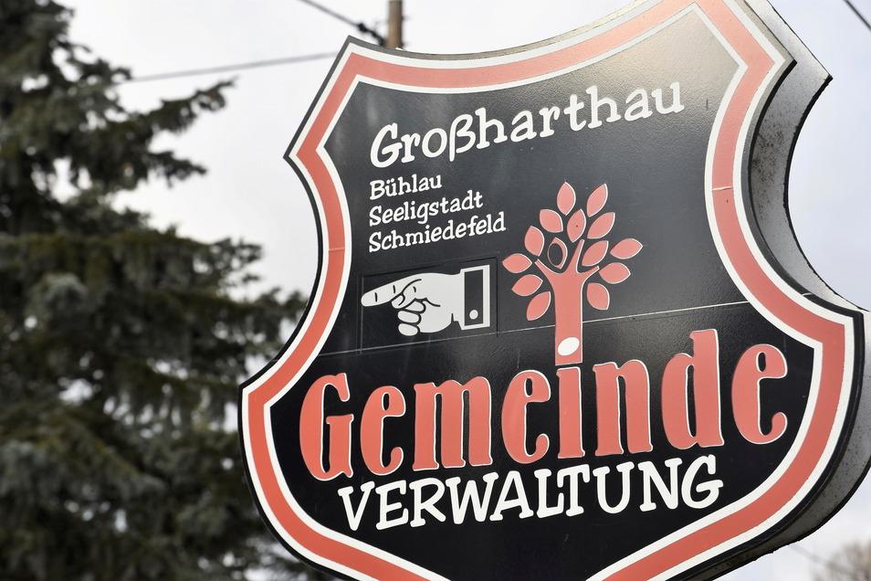 In der Gemeinde Großharthau muss der geplante Gemeinderat am kommenden Donnerstag ausfallen.