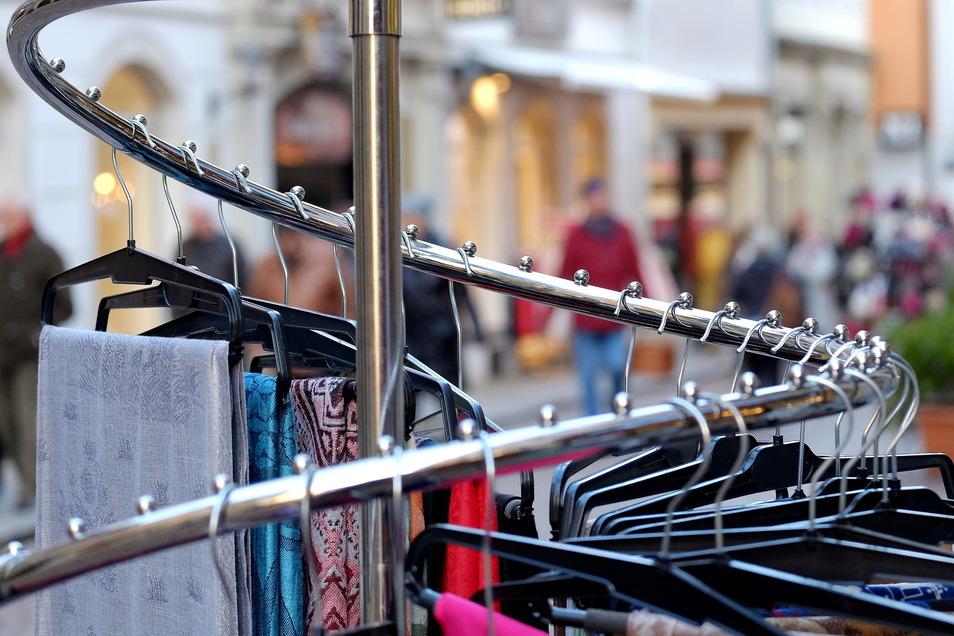 Nach Pfingsten soll das Einkaufen in vielen Geschäften wieder möglich sein.