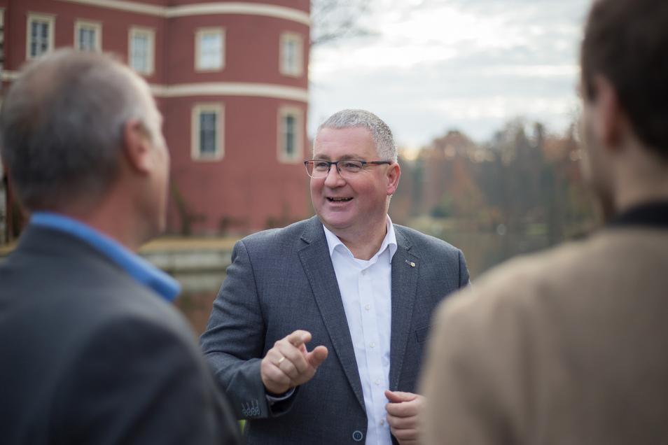 Für Thomas Baum ist Platz 16 nicht ausreichend, um für die SPD wieder im Landtag zu sitzen.