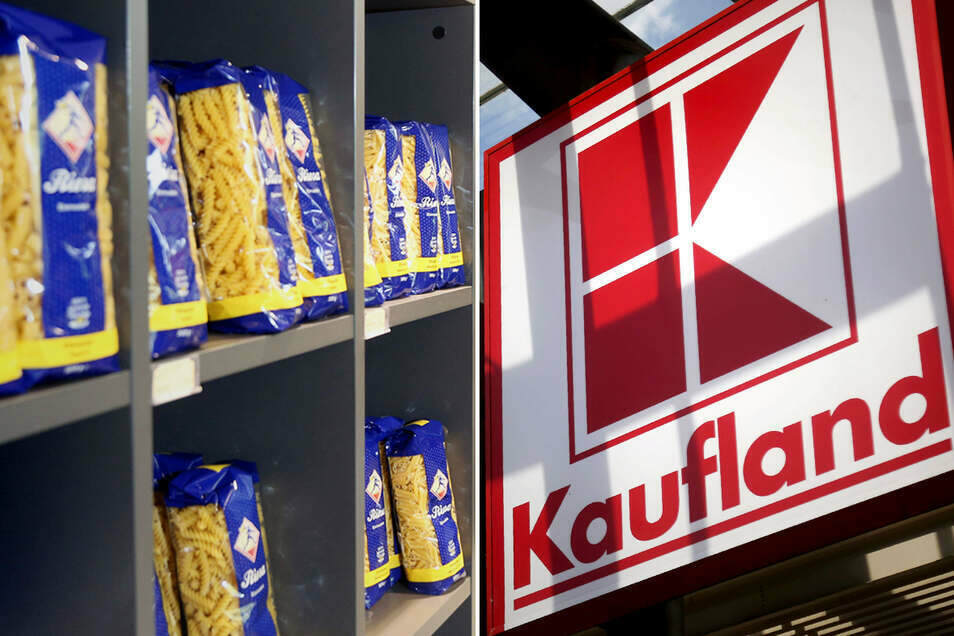 Keine Riesaer Nudeln mehr bei Kaufland: Das Unternehmen hat nahezu alle Produkte des sächsischen Herstellers aus dem Sortiment genommen.