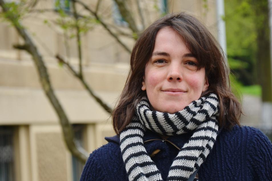 Julia Gabler, Soziologin, IASS Potsdam, Forschungsprojekt Lausitz