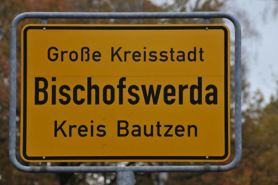 In Bischofswerda ist die Einwohnerzahl gesunken.