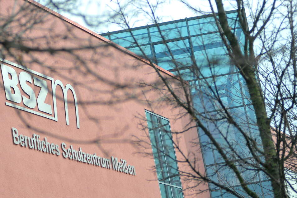 Das BSZ Meißen-Radebeul hat in beiden Städten Standorte, zusammen kommen sie auf 1.738 Schüler.