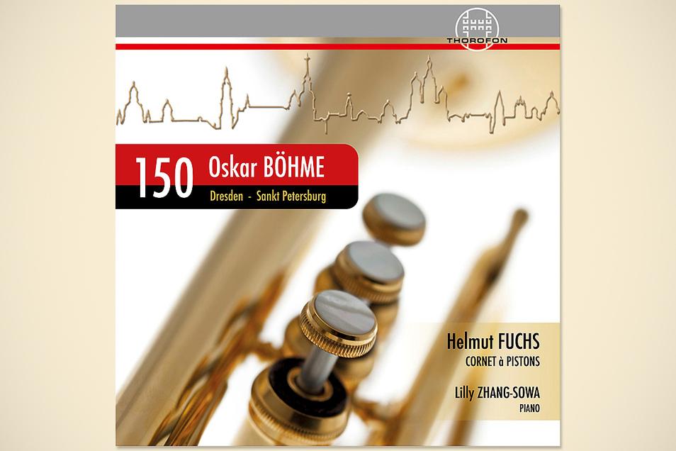 """Die CD """"150 Jahre Oskar Böhme. Dresden – Sankt Petersburg"""" ist beim Label Thorofon in der Edition Bella Musica erschienen und im (Online-)Musikhandel erhältlich. Sie kostet zwischen 20 und 25 Euro."""